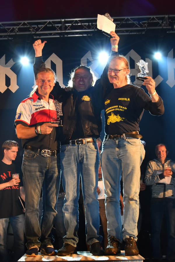 1-2 sep 2017 Mosten Race Days Allingaboro Denmark, left 2nd Place Jorg Lymant Germany, Middle 1st Cord Albers Germany, Right 3th Place Herman Jolink