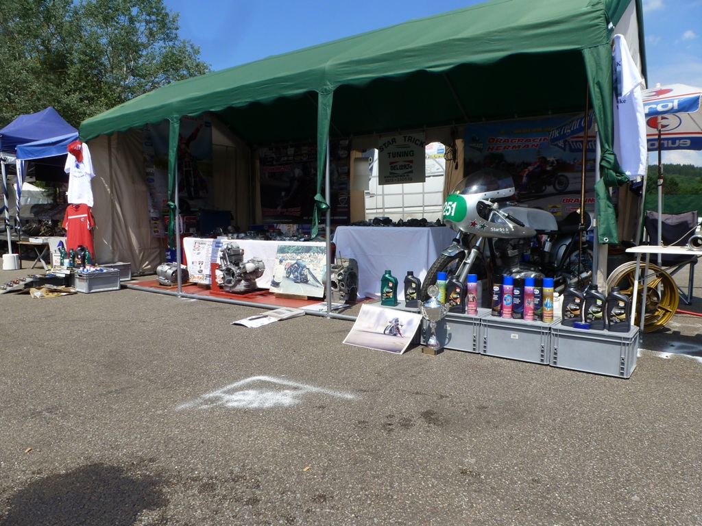 3-4-5 july 2015, The Dragracing Team Herman Jolink whas present fore the 3th time at the Bikers Classics at Spa-Francorchamps Belgium, there whas  public from the hole world whe having allot intrest fore ouer stand with Banners from the Ducati 1198 RS Drag Bike in action